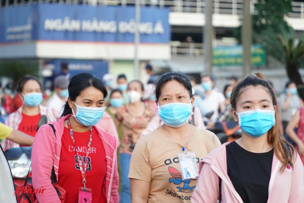 Thành phố cũng đã có kịch bản ứng phó trong trường hợp ca nhiễm xuất hiện ở các khu công nghiệp, khu chế xuất