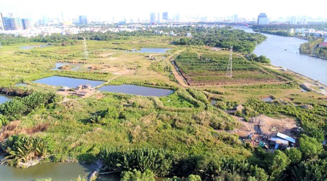 """Dự án khu dân cư Bắc Phước Kiển có diện tích hơn 90ha """"đứng hình"""" hơn 10 năm vì vướng thủ tục"""