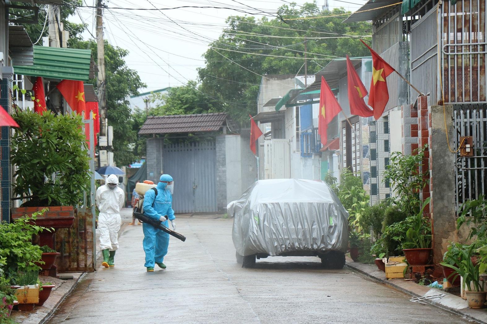 Ngành chức năng tỉnh Đắk Lắk đang nỗ lực kiểm soát, ngăn chặn dịch COVID-19