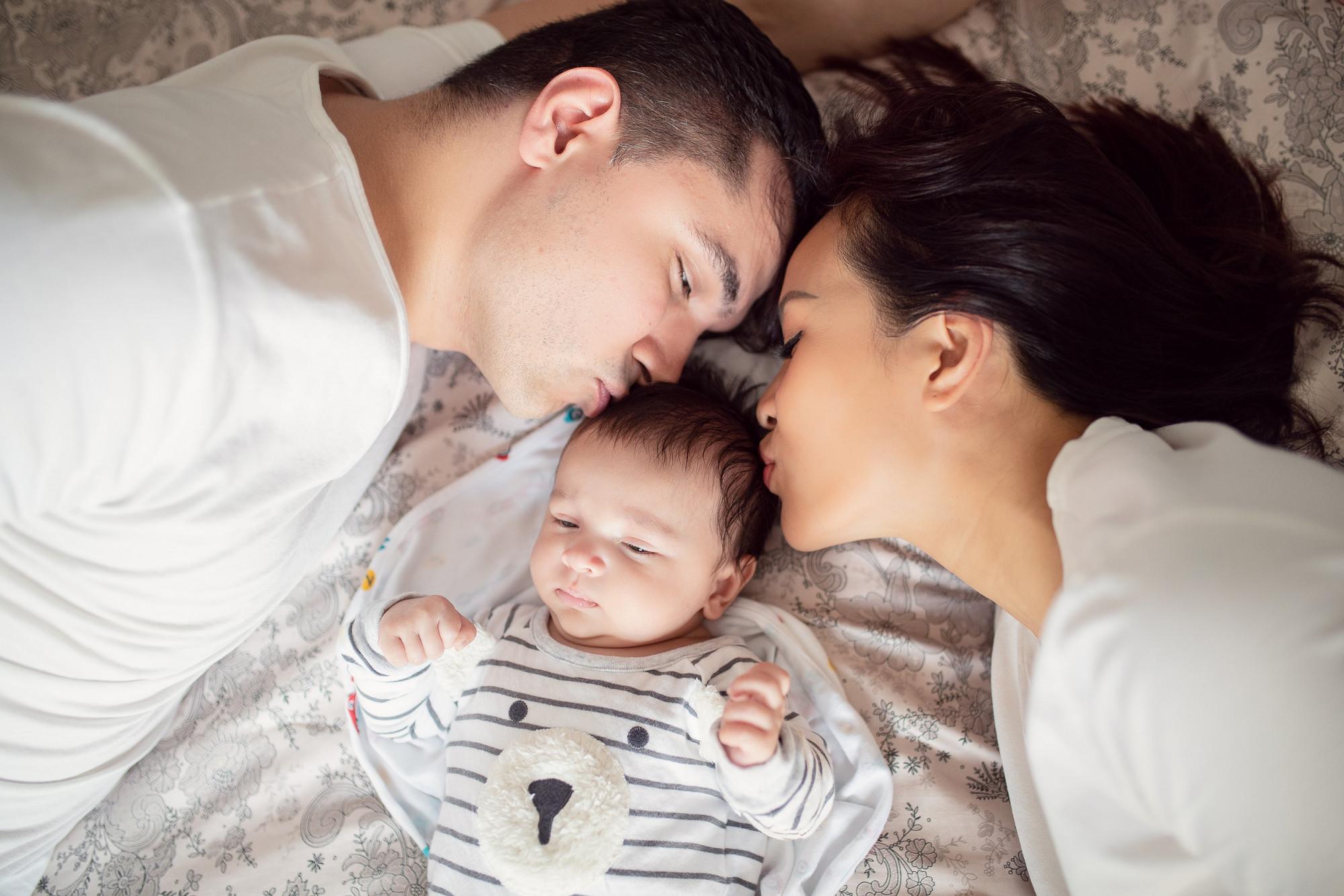 Con cái là chiếc cầu nối cho hạnh phúc gia đình?
