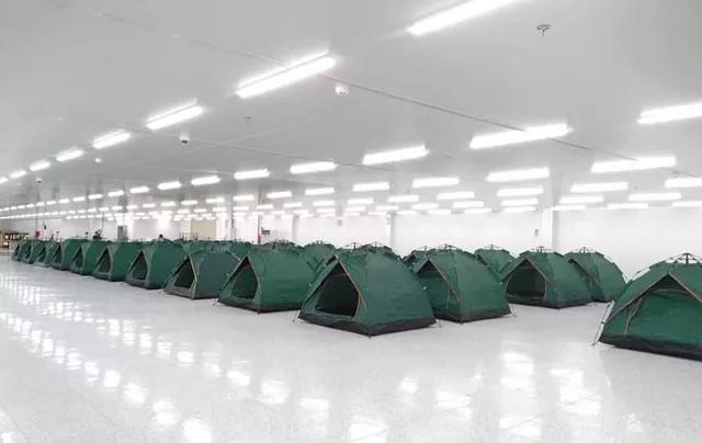 Chỗ ở cho công nhân Công ty TNHH VSIP Bắc Ninh