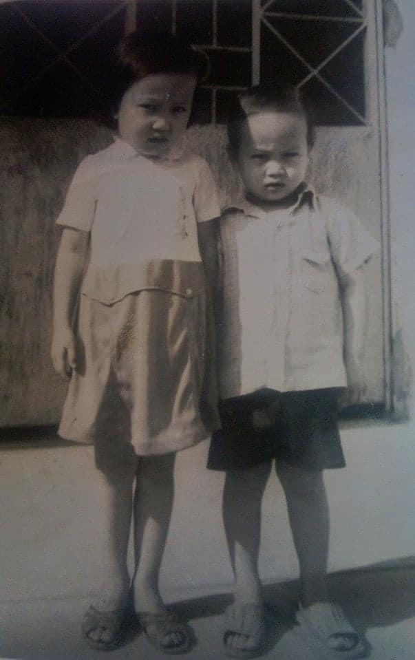 Cô giáo Vũ Thị Huệ (sinh năm