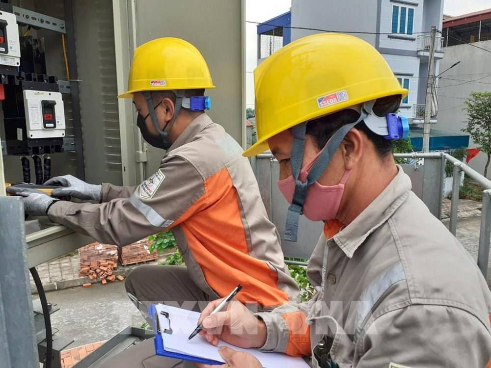 Chính phủ  quyết định hỗ  trợ  giá  điện  sinh  hoạt  lần  thứ  3 cho  khách hàng bị ảnh hưởng bởi dịch  COVID-19. (Ảnh  minh  hoạạ)