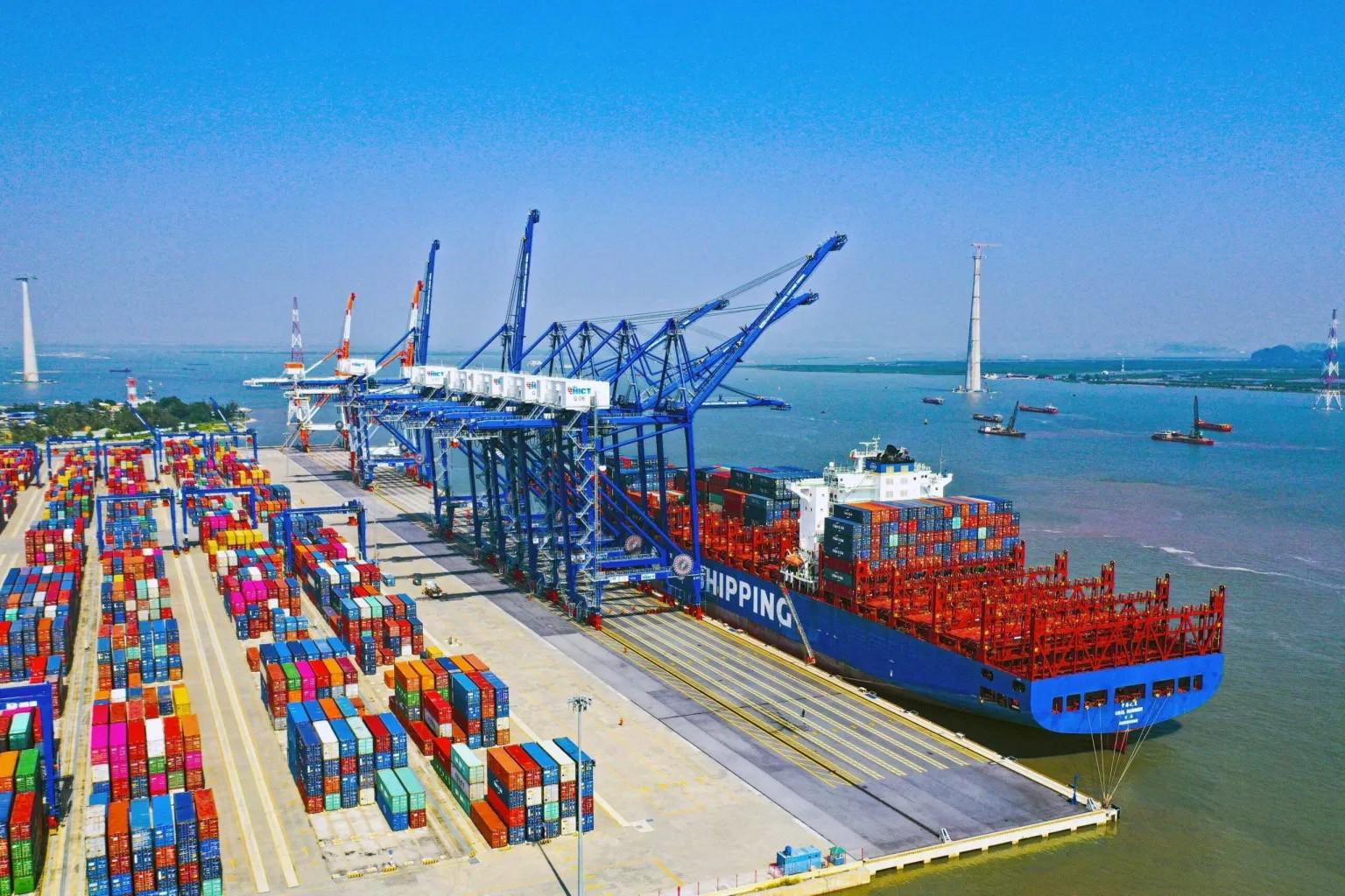 Cảng biển nước sâu Gành Hào - Bạc Liêu tầm nhìn 2030 sẽ là dấu ấn thúc đẩy kinh tế của ĐBSCL