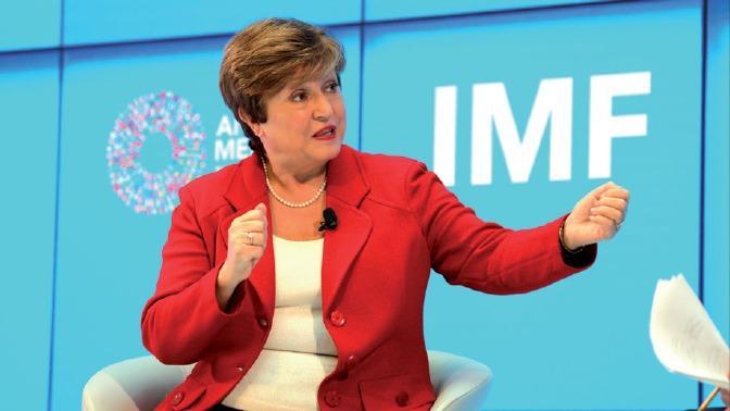 Giám đốc điều hành IMF Kristalina Georgieva sẽ trình bày kế hoạch tài trợ phân phối vắc-xin COVID-19 cho các nước nghèo tại buổi họp cấp bộ trưởng vào ngày 4/6