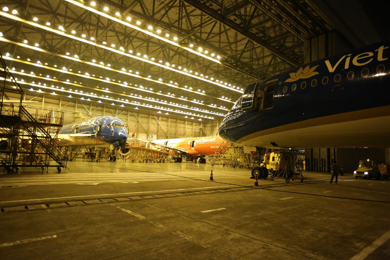 Vietnam Airlines đang rao bán đấu giá 11 máy bay.
