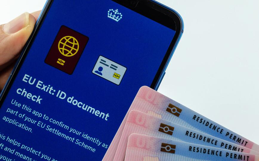 Ví nhận dạng điện tử sẽ giúp công dân châu Âu thuận tiện hơn trong đời sống hàng ngày - Ảnh: worldstockmarket