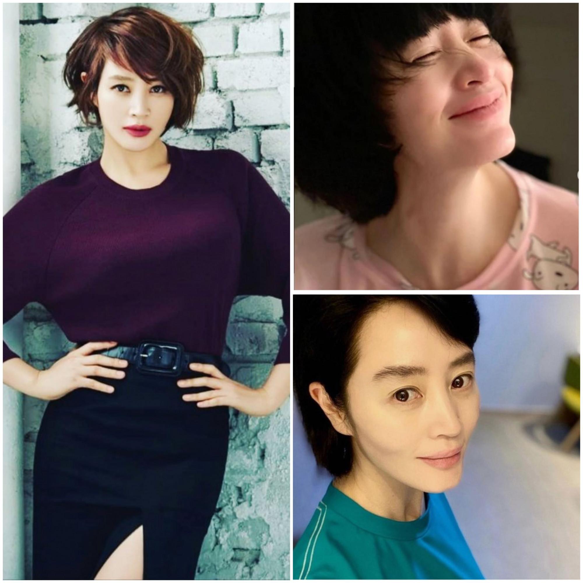 """Không hổ danh """"Nữ hoàng gợi cảm xứ Hàn"""", Kim Hye Soo vẫn chứng tỏ sức hút của một ngôi sao hàng đầu dù đã sang tuổi 51. Mới đây, những bức ảnh mặt mộc được nữ diễn viên đăng tải trên Instagram cá nhân đã nhanh chóng gây bão mạng xã hội. Hầu hết khán giả đều ngưỡng mộ và dành lời khen ngọi trước vẻ đẹp tươi tắn, khuôn mặt thon gọn của cô."""