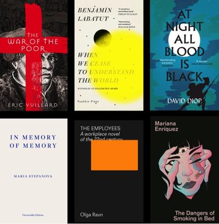6 cuốn sách được đề cử năm nay