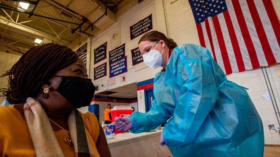 Mỹ đang hướng đến mục tiêu 70% người lớn tiêm vắc xin vào ngày 4/7 tới