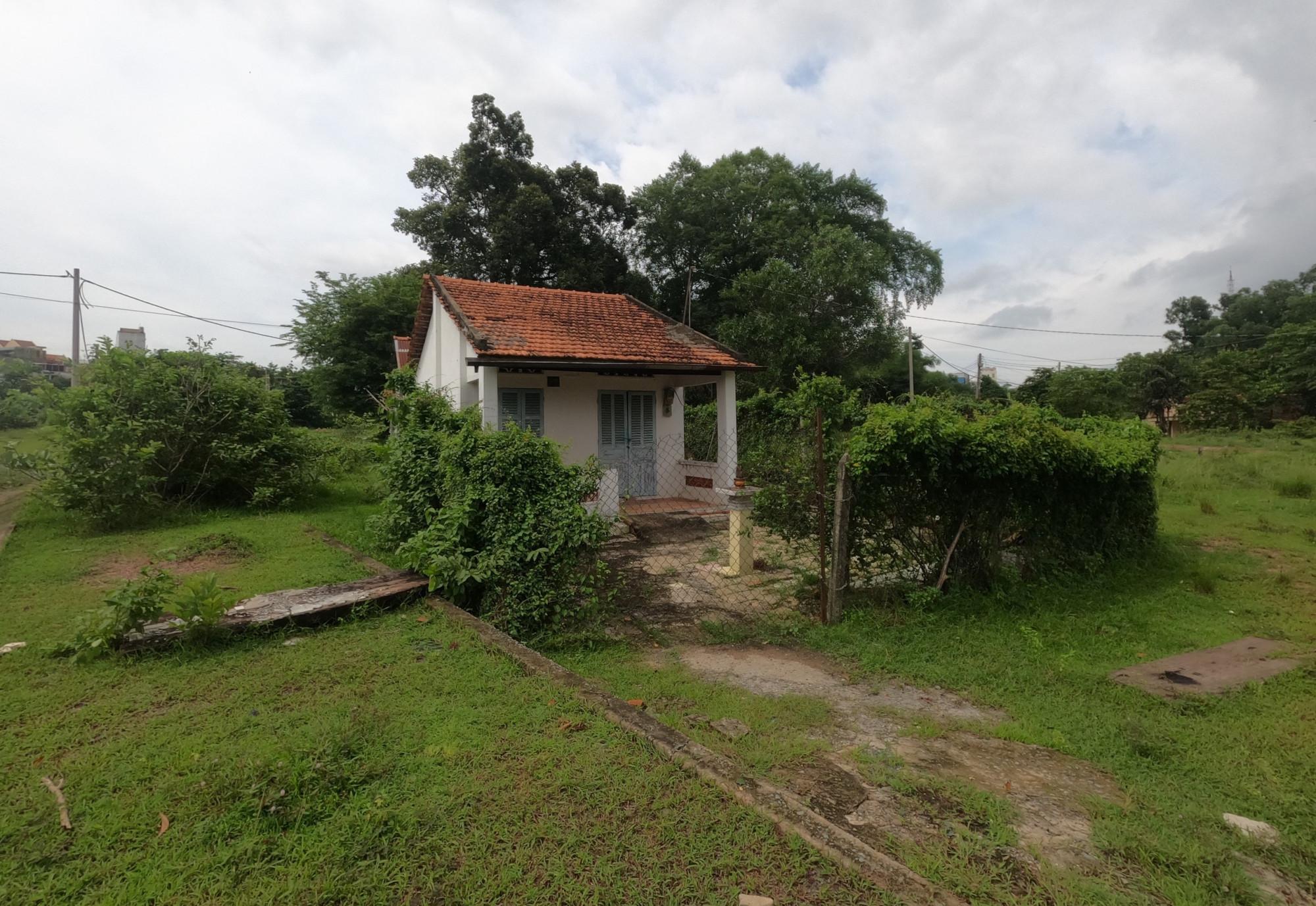 Có đất và nhà ở nhưng không được xây dựng và sửa chữa