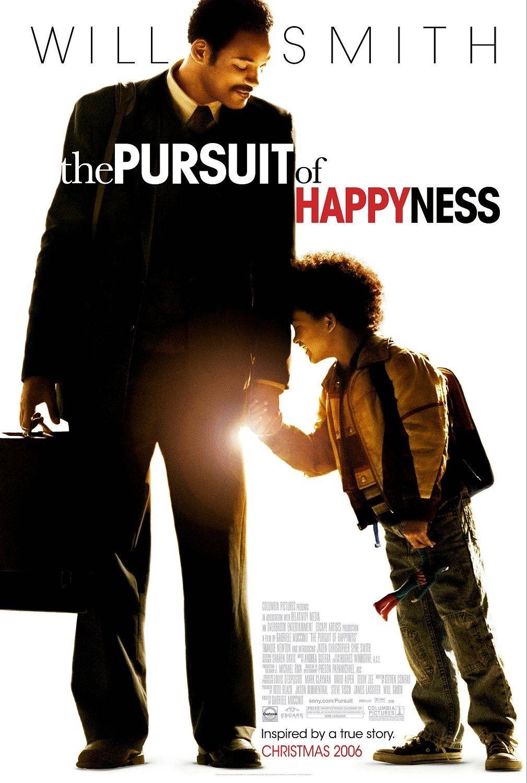 Mưu cầu hạnh phúc - một bộ phim thật sống động về việc nỗ lực có thể mang lại hạnh phúc. Dù gia đình ấy có thể nghèo khó hoặc đơn thân.