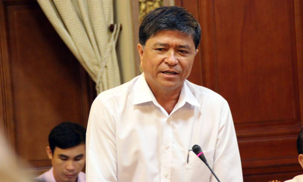 Ông Nguyễn Văn Hiếu phụ trách điều hành Sở GD-ĐT TPHCM đến khi có quyết định bổ nhiệm Giám đốc theo quy định