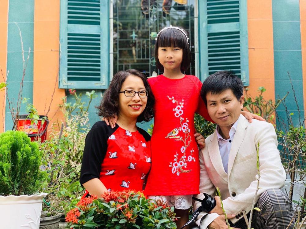 Tổ ấm nhỏ của chị Quỳnh Châu