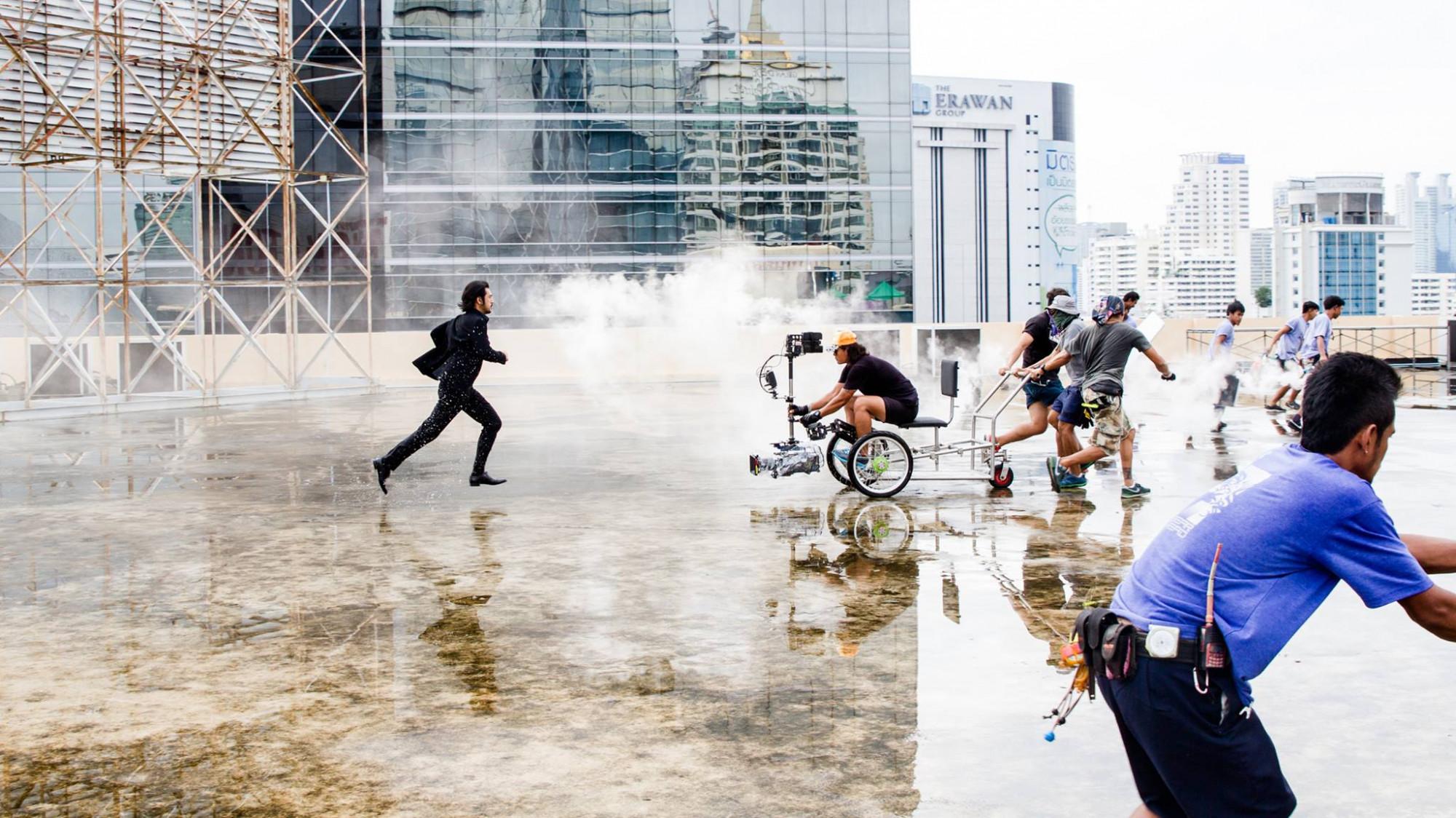 Thái Lan trở thành điểm đến hàng đầu các nhà làm phim quốc tế tại Đông Nam Á.