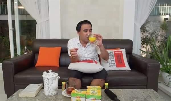 MC Quyền Linh nhận lỗi khi quảng cáo sai lệch về chức năng của sản phẩm.