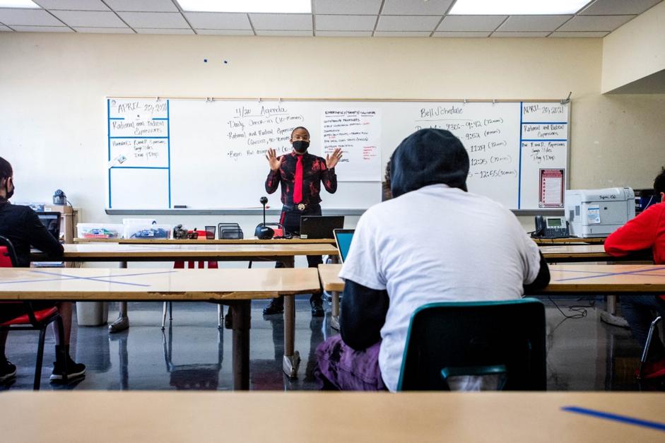 Mỹ đang đối diện với tình trạng thiếu giáo viên trầm trọng