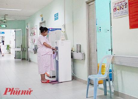 Thai phụ có thể đặt lịch khám với bệnh viện để rút ngắn thời gian khám