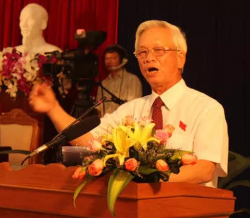 Ông Nguyễn Chiến Thắng, cựu Chủ tịch UBND tỉnh Khánh Hòa