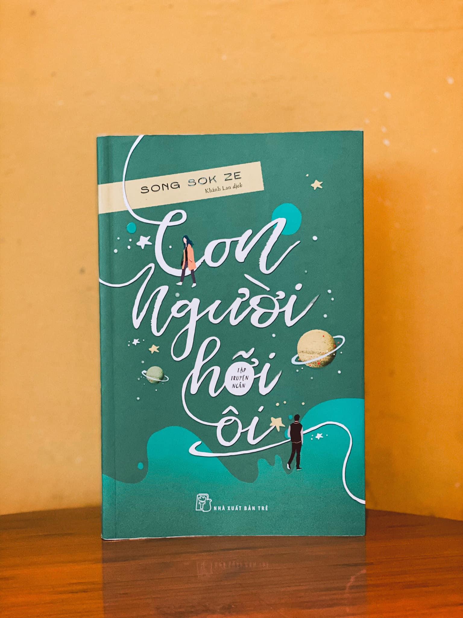 Tác phẩm mới nhất của nhà văn Song Sok Ze