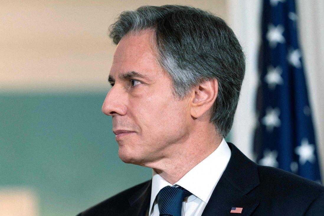 Ngoại trưởng Mỹ - Antony Blinken
