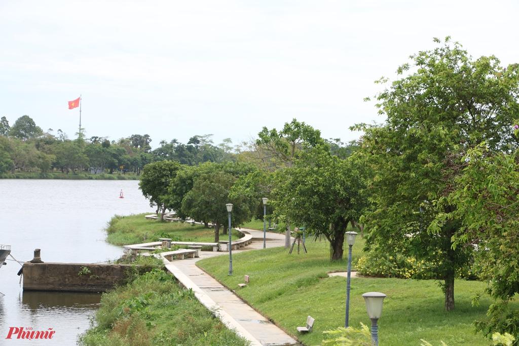 Chủ tịch UBND TP. Huế xác nhận, Việc đặt tên công viên Dã Viên thành công viên Huế- Sài Gòn - Hà Nội là không chính xác