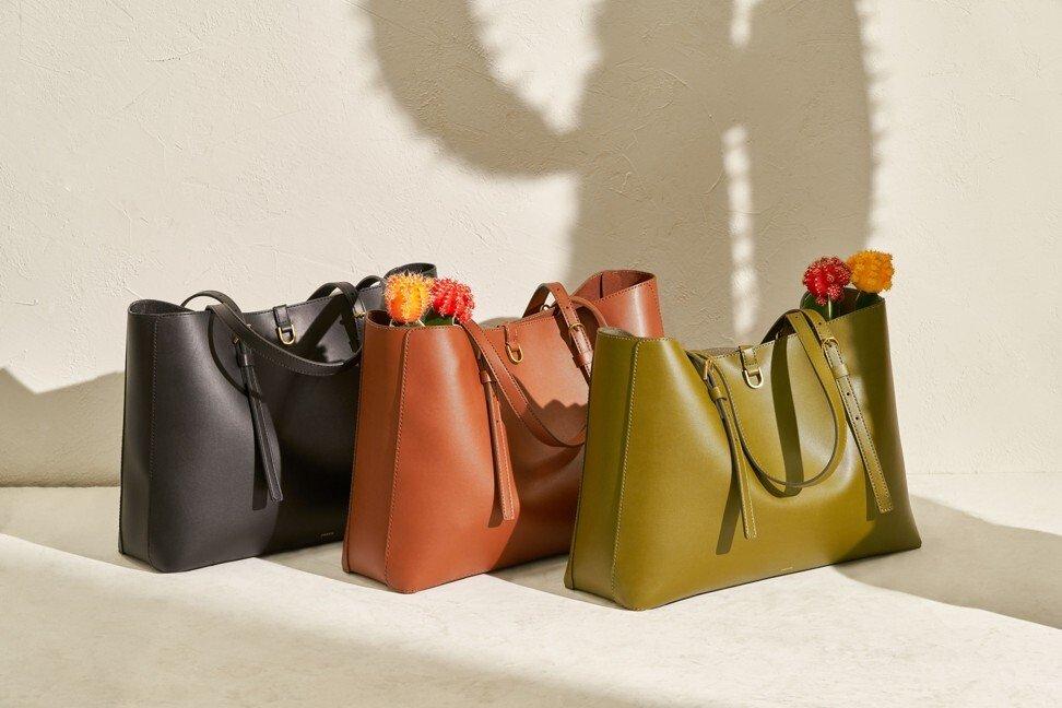 Túi xách được làm từ cây xương rồng.