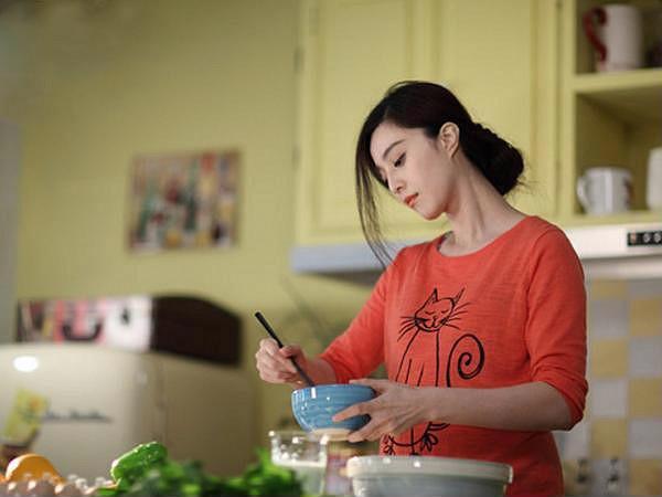 Quen tay nên công việc bếp núc dọn dẹp chị Huyền làm chút là xong. Ảnh minh họa
