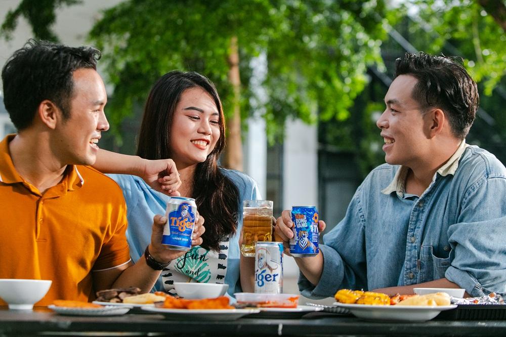 Chương trình khuyến mãi lớn nhất trong lịch sử của Tiger Beer với tổng giá trị giải thưởng lên đến hàng trăm tỷ đồng