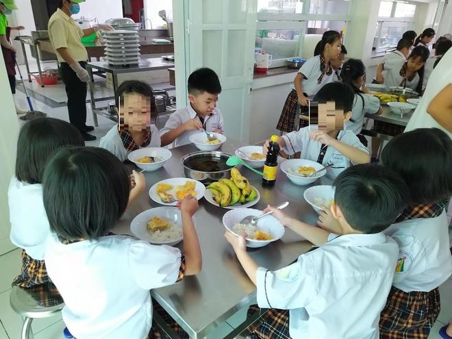 Học sinh Trường tiểu học Trần Thị Bưởi (TP Thủ Đức)