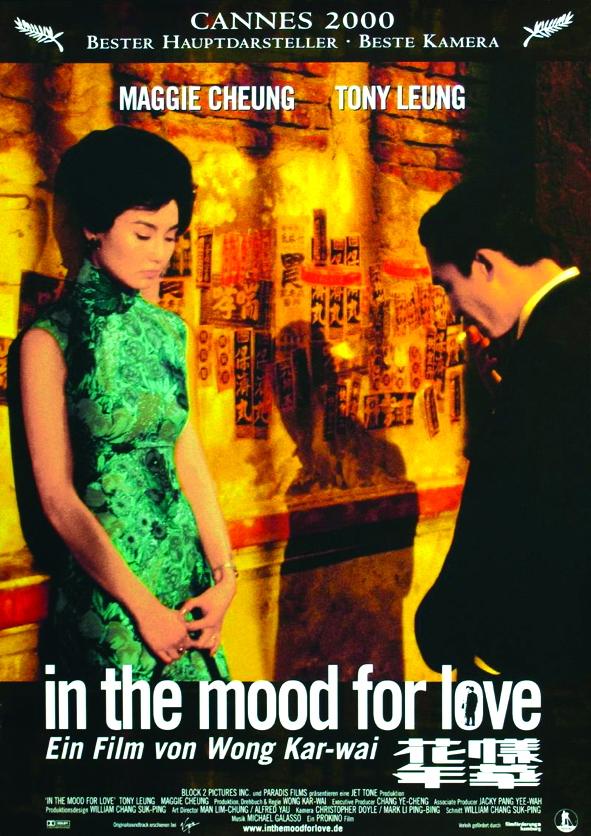 Tạp chí Time Out New York đã chọn Tâm trạng khi yêu là bộ phim hay nhất thập niên