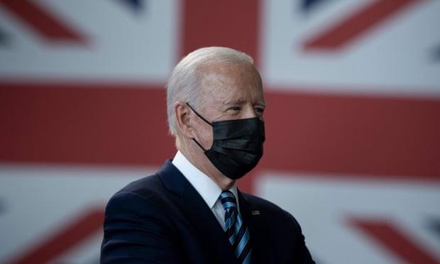 Tổng thống Mỹ Joe Biden được cho là một nhà lãnh đạo G7 đề xuất kêu gọi tái điều tra về nguồn gốc đại dịch COVID-19 - Ảnh: AFP