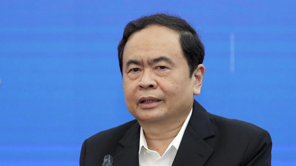 Ông Trần Thanh Mẫn cho biết,