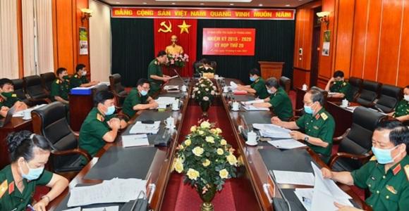 Toàn cảnh cuộc họp - Ảnh: Ủy ban Kiểm tra Trung ương