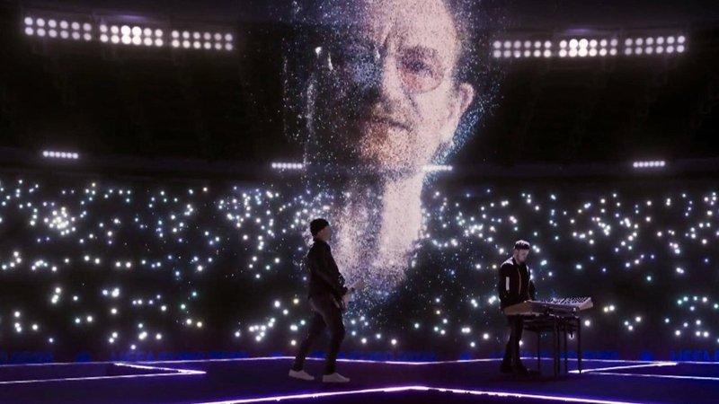 DJ người Hà Lan Martin Garrix đã hợp tác với các ngôi sao nhạc rock U2, Bono và The Edge trình bày bài hát chính thức của Euro 2020 We Are The People.
