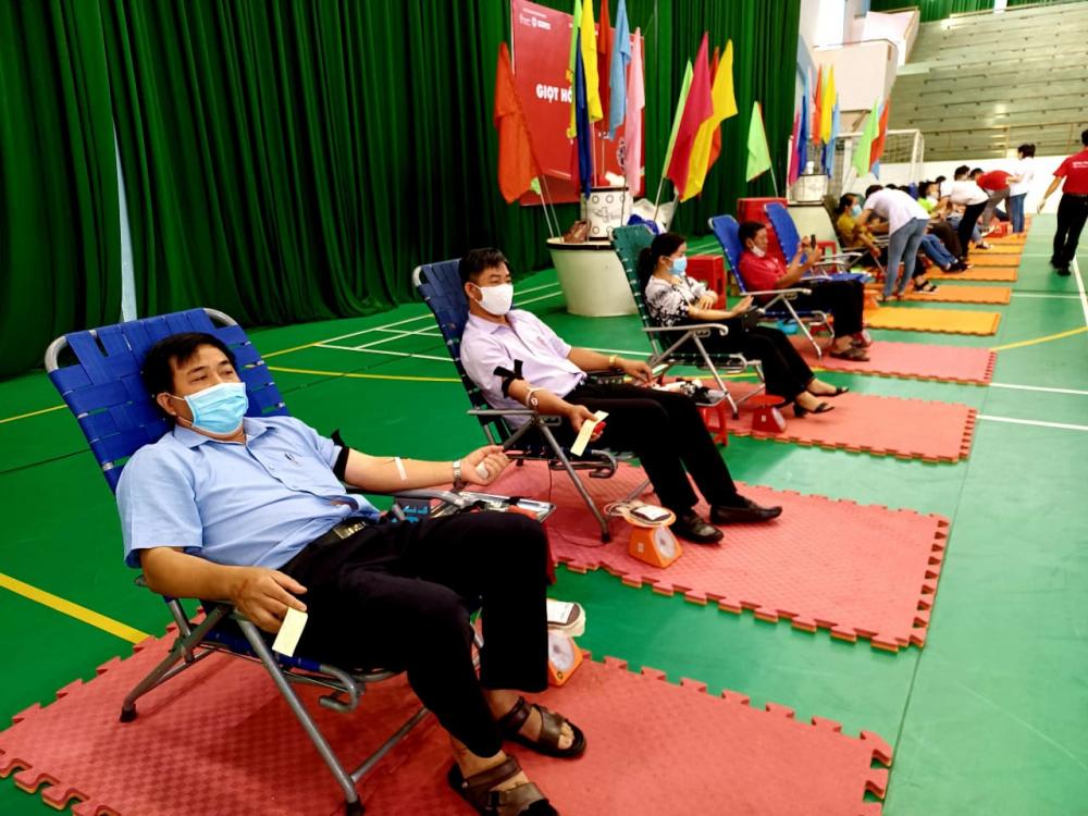 """Hành trình đỏ năm 2021 mang thông điệp """"Kết nối dòng máu Việt"""", dự kiến tổ chức ở 44 tỉnh, thành phố."""