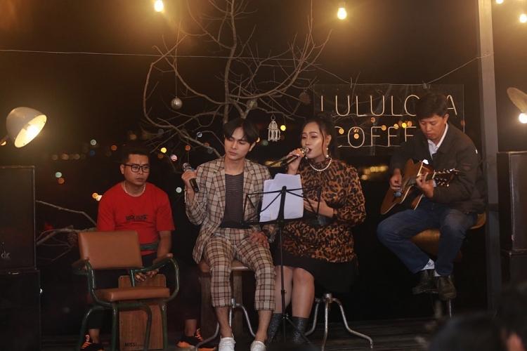 Đêm nhạc acoustic được Nguyễn Văn Chung tổ chức hồi tháng 6/2020 tại Đà Lạt