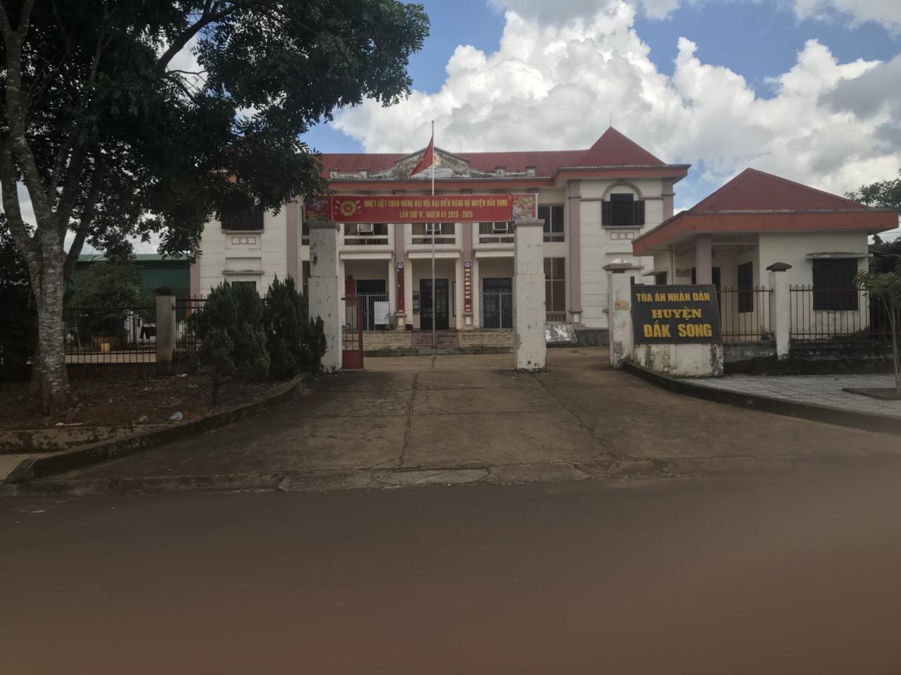 TAND huyện Đắk Song