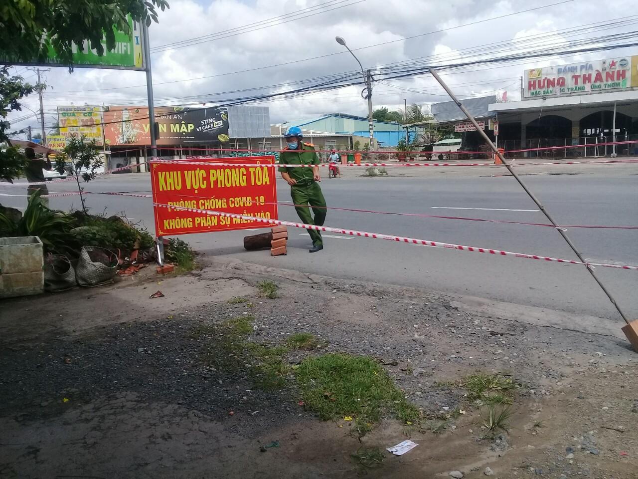 Từ 0 giờ ngày 12/6 toàn tỉnh Tiền Giang thực hiện giãn cách xã hội
