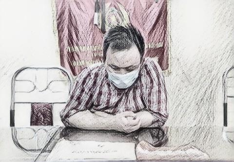 Người đàn ông dương tính COVID-19, lăng mạ cán bộ kiểm dịch