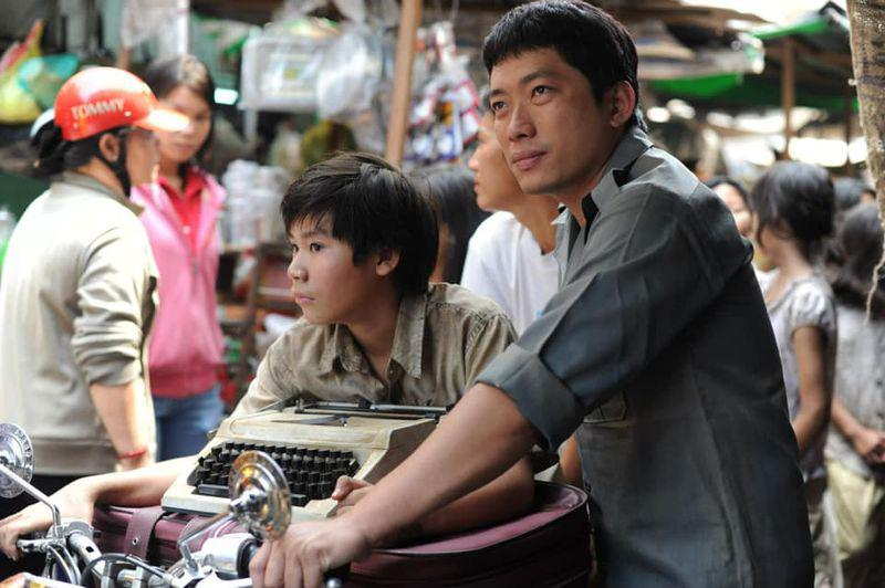 Diễn viên Kinh Quốc nói anh biết ơn đạo diễn Lê Cung Bắc đã giúp anh đến với điện ảnh, và trao cho anh vai chính đầu tiên trong sự nghiệp.