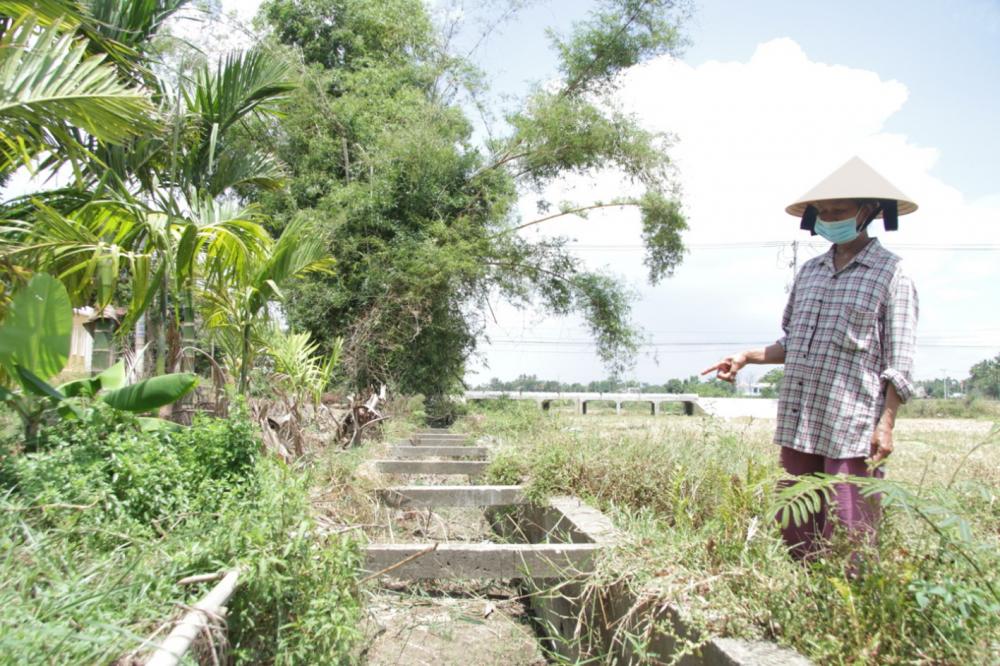 Bà con ở xã Xy, H.Hướng Hóa, tỉnh Quảng Trị mong muốn có thêm nhiều điểm cấp nước sạch để có nước dùng - Ảnh: Thuận Hóa