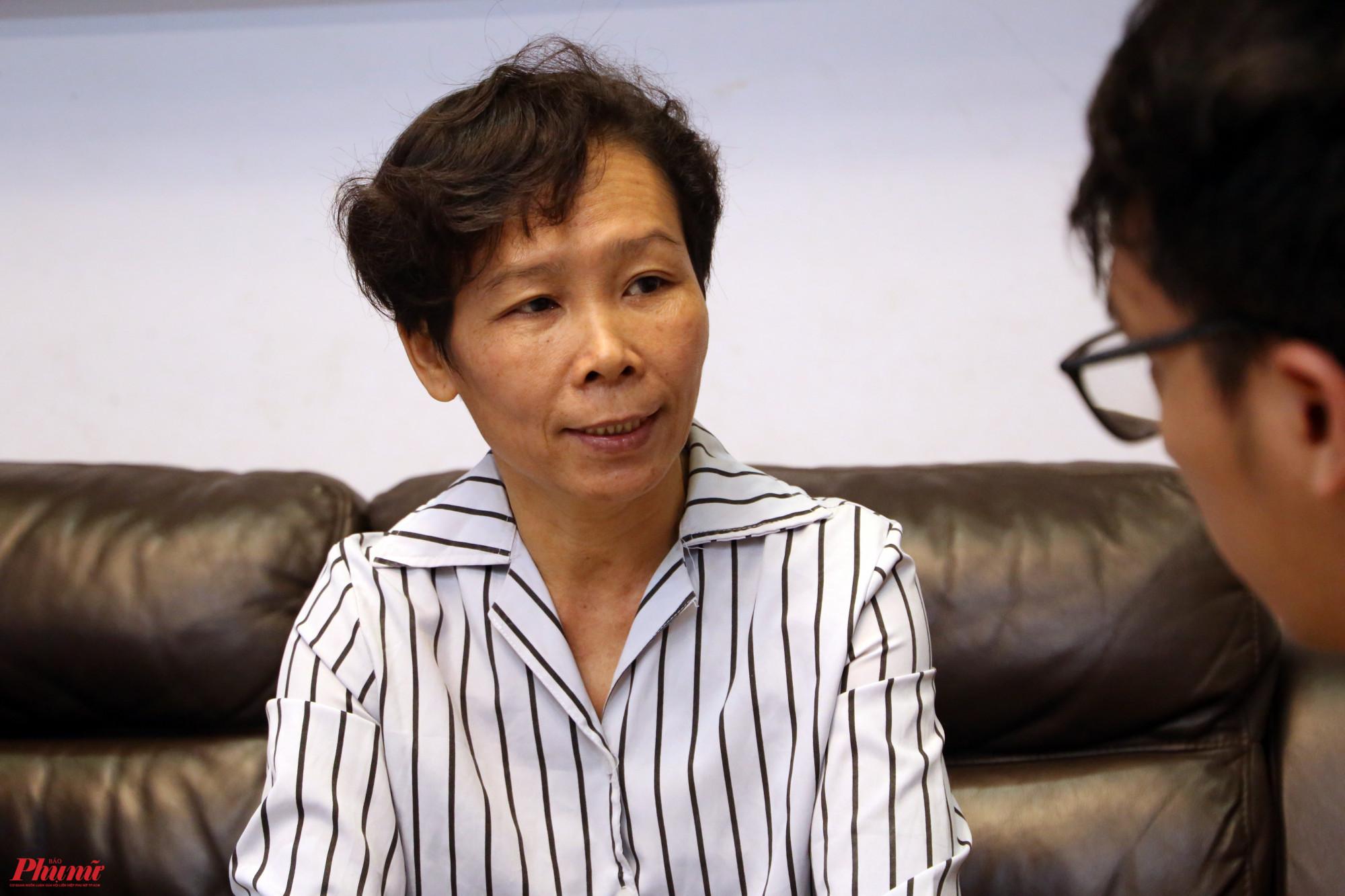 Mẹ Hồ Văn Cường nói muốn ổn định cuộc sống ở Sài Gòn