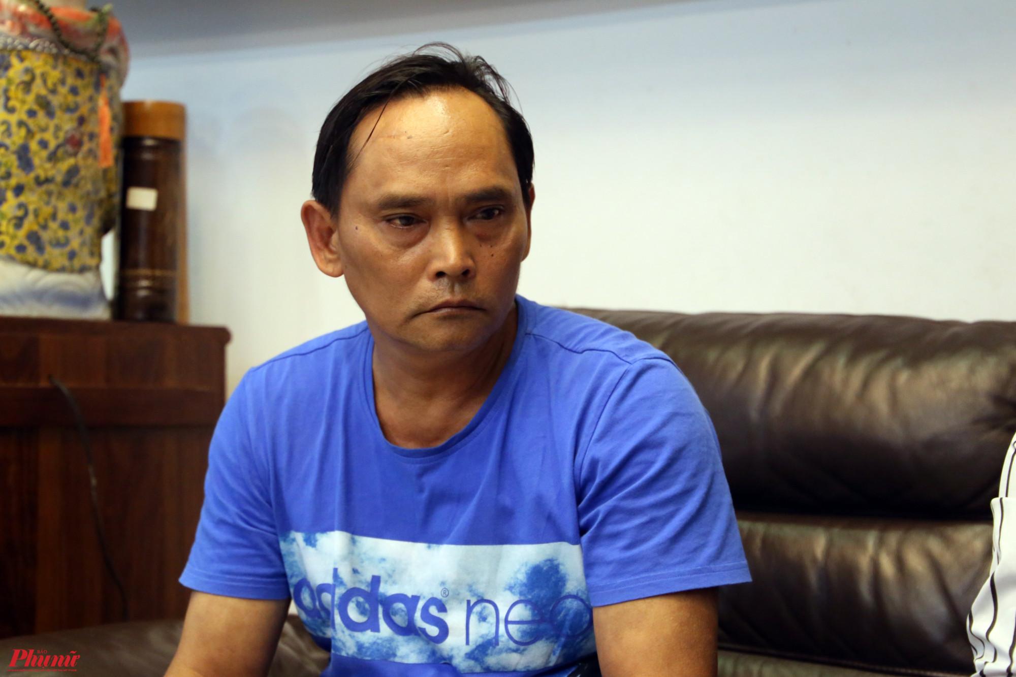Cha Hồ Văn Cường nói việc ra riêng do cha mẹ quyết định, chứ con không thể tự quyết