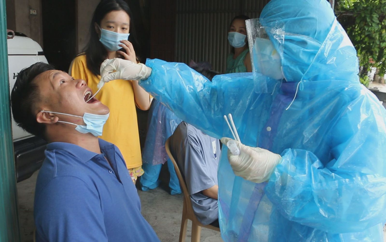 Hà Tĩnh ghi nhận 62 ca dương tính với SARS-CoV-2 trong 10 ngày qua