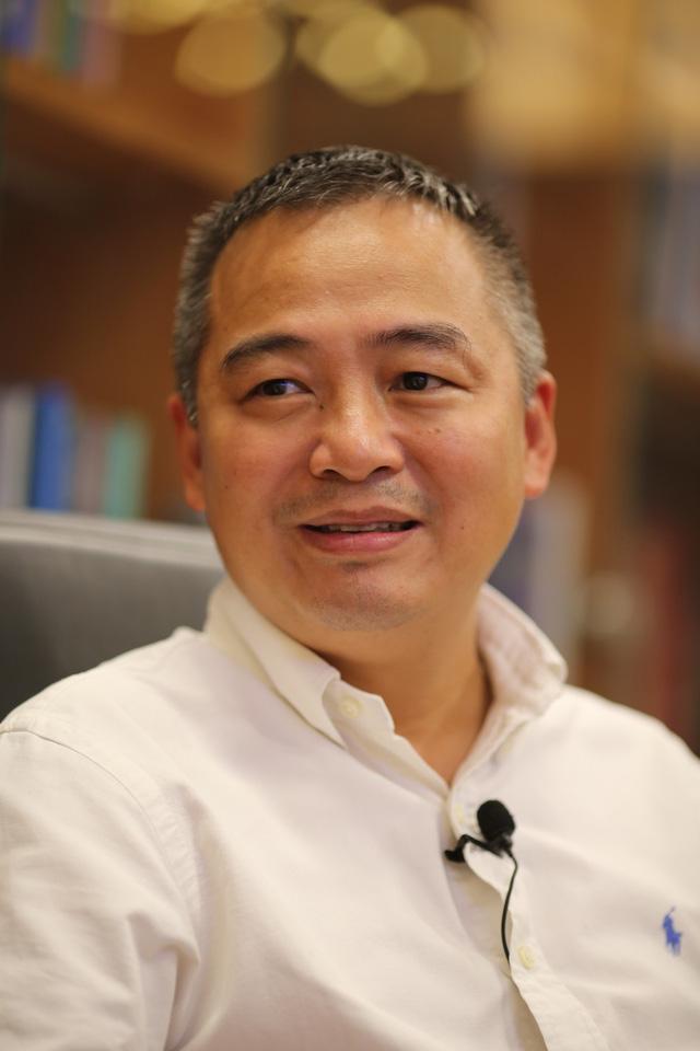 PGS.TS Nguyễn Lân Hiếu. (Ảnh: internet)