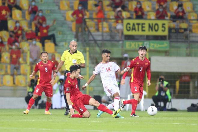 Thua 2-3 trước UAE là trận thua đầu tiên của đội tuyển Việt Nam tại vòng loại World Cup 2022 thứ 2