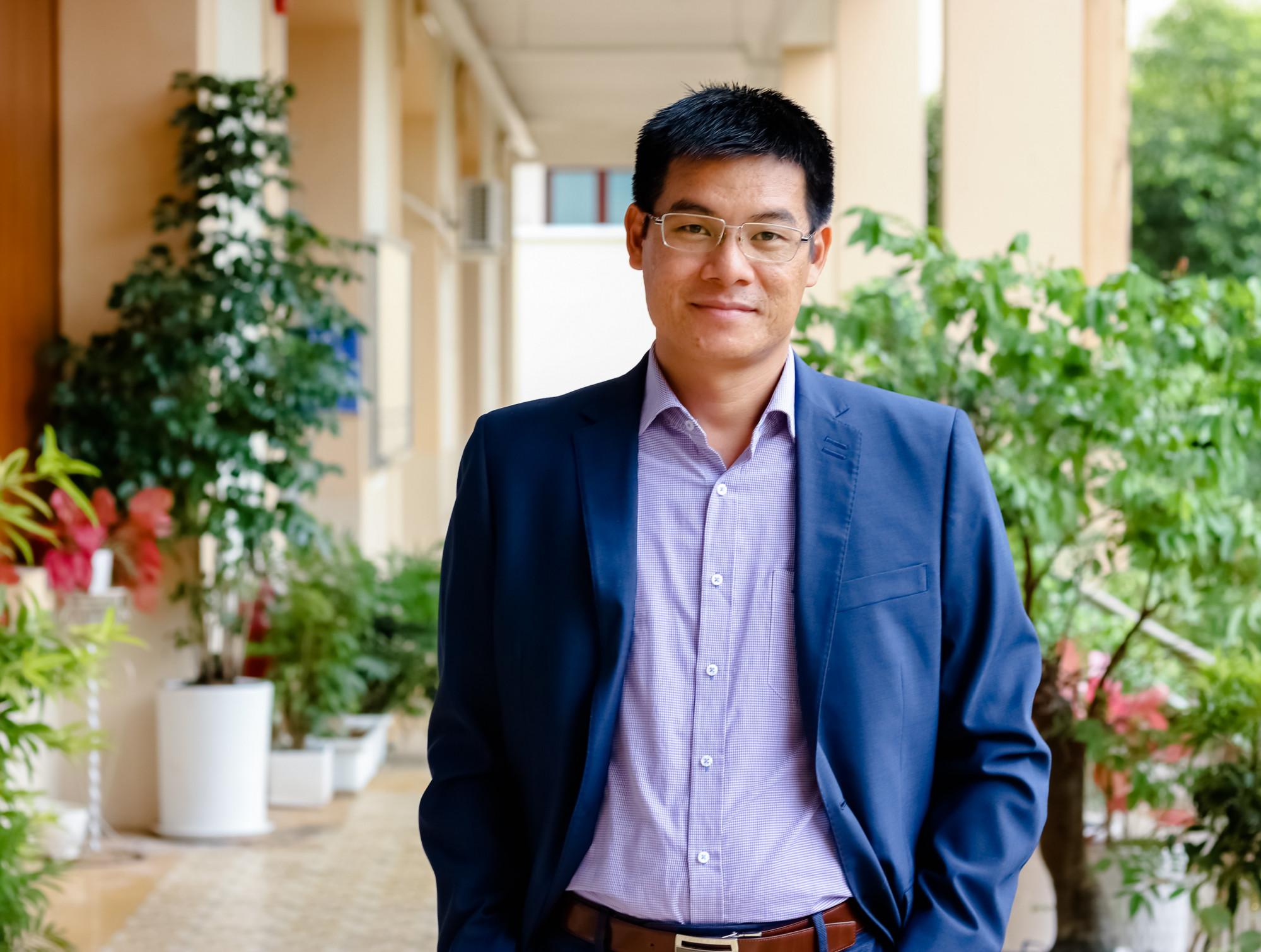 Thạc sĩ Trần Nam