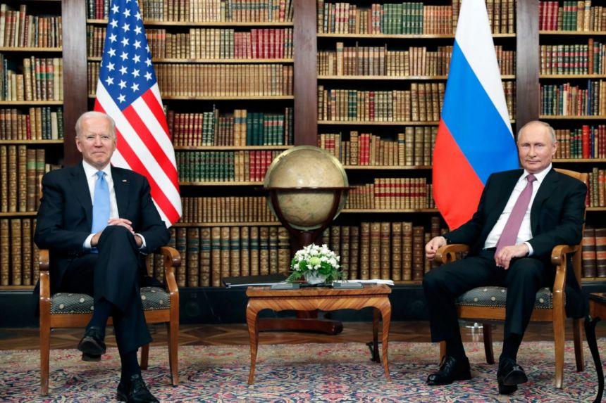 Tổng thống Joe Biden và Tổng thống Nga Vladimir Putin đã kết thúc hội nghị thượng đỉnh