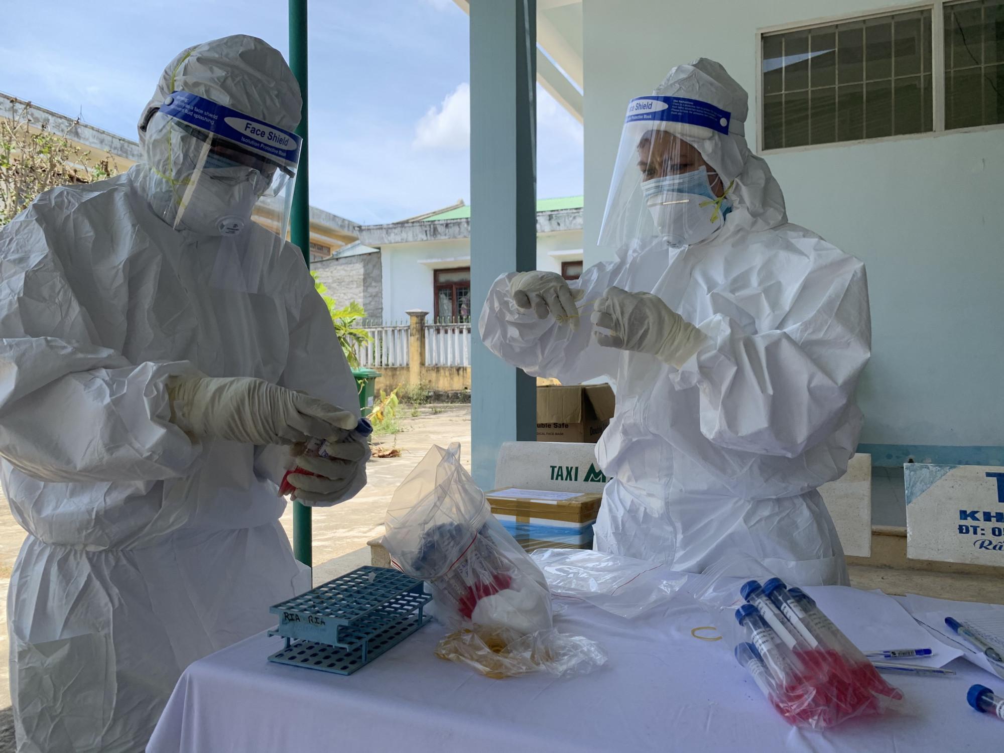 Tỉnh Quảng Ngãi bác bỏ tin đồn xuất hiện ca nhiễm COVID - 19 mới